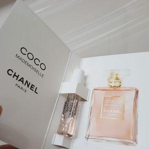 Chanel Coco Mademoiselle Sample Vial Mini NEW